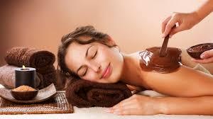 LuxMe Bali Chocolate scrub