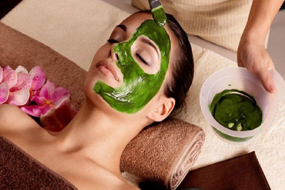 spirulina-skin-treatment